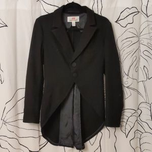 Comme des Garcons for H&M Wool Tuxedo Tail Coat